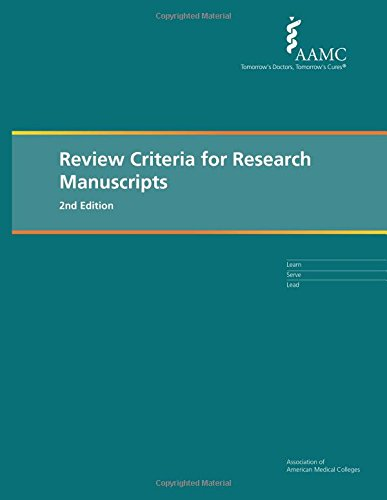 Review Criteria for Research Manuscripts