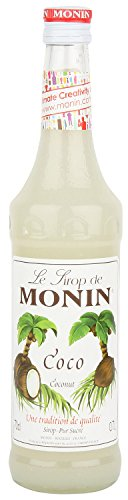Monin Premium Coconut Syrup 700 ml