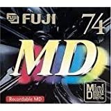 Fuji Recordable MD (MiniDiscs) 74min - 5 pack