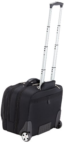 Wenger Koffer Businesstrolley mit Laptopfach 17 Zoll Business Deluxe, 44 cm, 33 Liter, schwarz, W72992295 schwarz