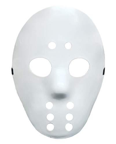 Jason Eishockey Maske - Friday The 13th Kostüm Party