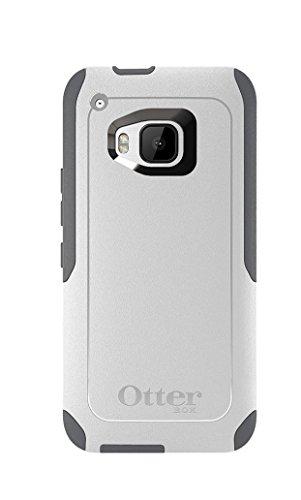 OtterBox Commuter sturzsichere Schutzhülle für HTC One M9, grau