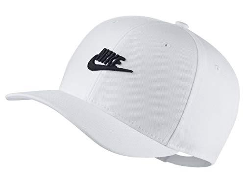 Nike Classic 99 FUT Snapback Cap, White/Black, One Size