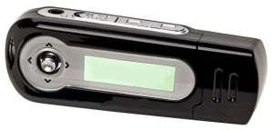 Entryx EM 640 MP3 Player 4GB Diktierfunktion 6 Equalizer MP3 WMA WAV