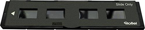 Rollei Dia Film Scanner DF-S 100 SE - mit 5 Megapixel und 2.4 Zoll Farb-TFT-LCD Display und umfangreichem Zubehör, für Speicherkarten bis zu 16 GB - Schwarz - 4