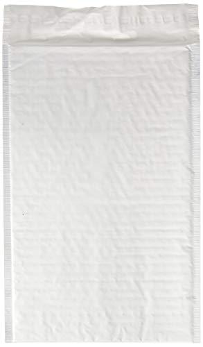 Sales4Less #3 Poly Luftpolsterversandtaschen, 21,6 x 36,8 cm, selbstklebend, wasserdicht, gepolstert, 50 Stück (Poly 10x12 Mailer)