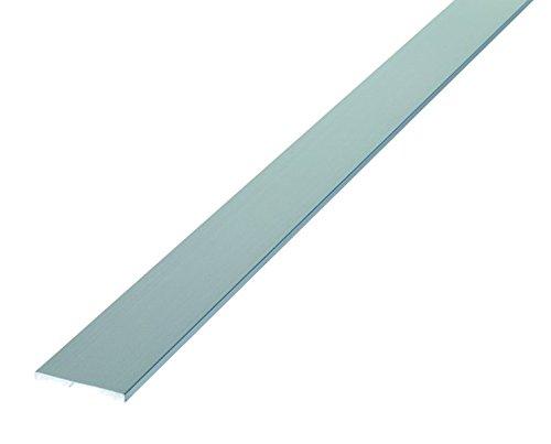 HSI plano Barras, aluminio, 40x 3mm, 1m, 1pieza