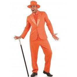 ORANGE SUIT (Film Kostüm Ideen Uk)