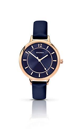 Sekonda Damen-Armbanduhr Analog Quarz 2136.27