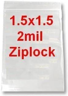 MINI ZIP LOCK BAGS 1 1 2 1000 BAGS BAGS 1000 by MINI ZIP LOCK JEWELRY BAGS dee209