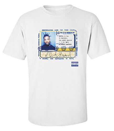 Herren ODB Album Cover T-Shirt Weiß XL (Rap-t-shirts)