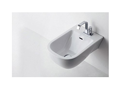 Antonio Lupi wall toilets and bidet Sella wall bidet SELLA2