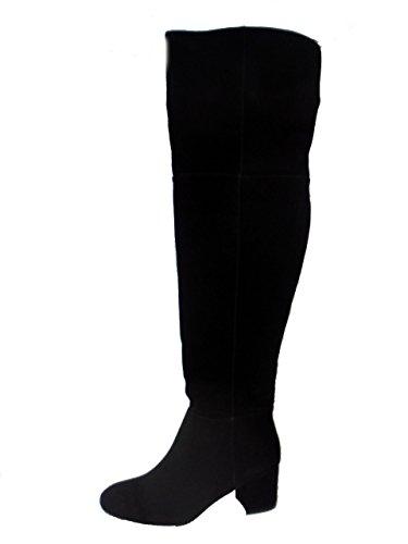 MARIA MARE, Stivali donna nero nero nero Size: 35