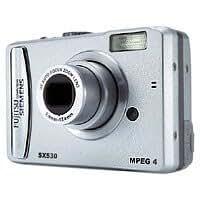 Fujitsu Siemens SX 530Appareil photo numérique 5.0(2560x 1920) 16Mo