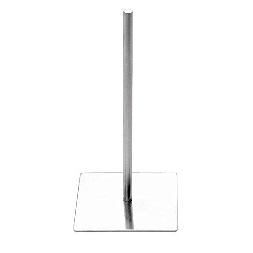 Ibili Clásica Poussoir pour carrés de présentation 6 x 6 cm