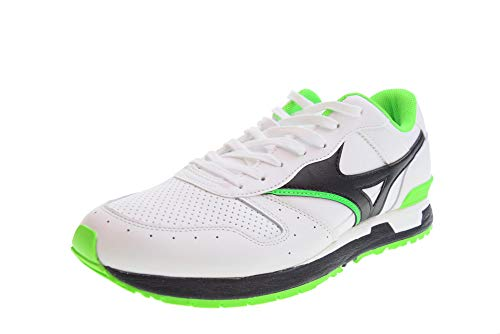buy popular ebf30 73d01 MIZUNO 1906 Shoes Men Low Sneakers D1GA190725 Mizuno GV87 SP Size 40.5  Bianco Nero