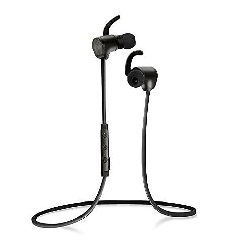 Bluesim Bluetooth Kopfhörer Bluetooth 4.1 Sportkopfhörer Magnetisch Stereo In Ear