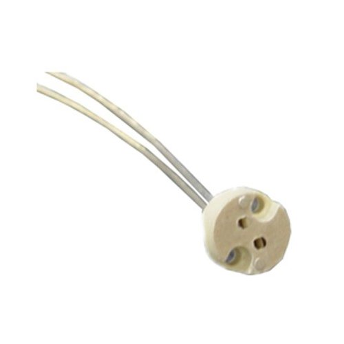 Fassung HALOGEN für G4-GY6.35 Kabel L:15cm