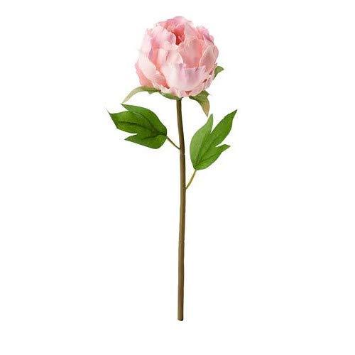 SMYCKA IKEA Kunstblume Pfingstrose rosa (30cm)