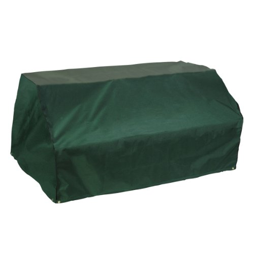 Polyester Schutzbezug für Gartenmöbel - Schutzhülle für Picnic-Tisch - 8 Sitze -