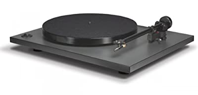 NAD C 556 Belt-drive audio turntable Black - audio turntables (Black, 447 x 115 x 356 mm, 20 - 20000 Hz) al miglior prezzo - Polaris Audio Hi Fi