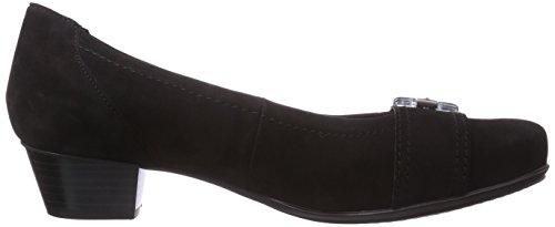Ara Nancy, Chaussures à talons - Avant du pieds couvert femme Noir - Noir (01)