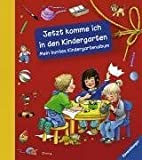 Jetzt komme ich in den Kindergarten: Mein buntes Kindergartenalbum