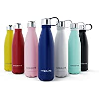 HYDRATE Stainless Steel Water Bottle & Flask - BPA Free Vacuum Insulated - 24 Hours Cold & 12 Hours Hot