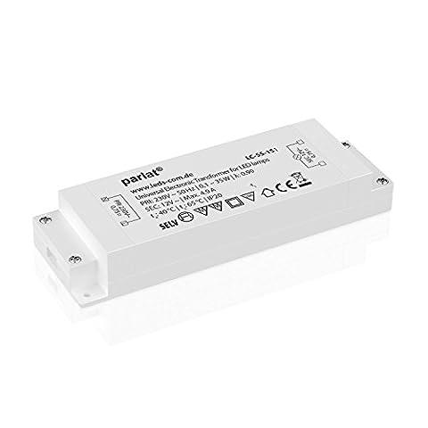 parlat 0,1-35W LED Netzteil für 12V AC Wechselspannung