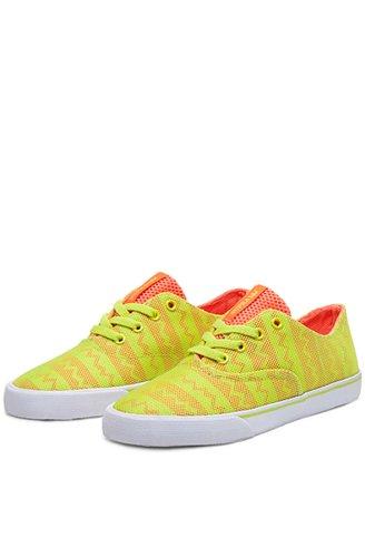 Supra, Sneaker uomo Arancione