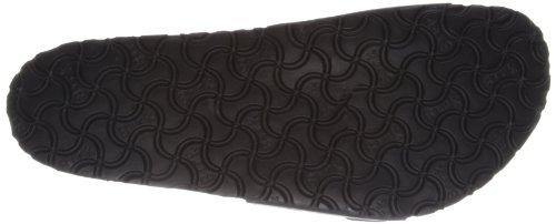 Birkenstock Madrid 26 UK531, Unisex - Erwachsene Sandalen Schwarz (Black)