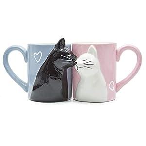 MengCat Gato Tazas de café