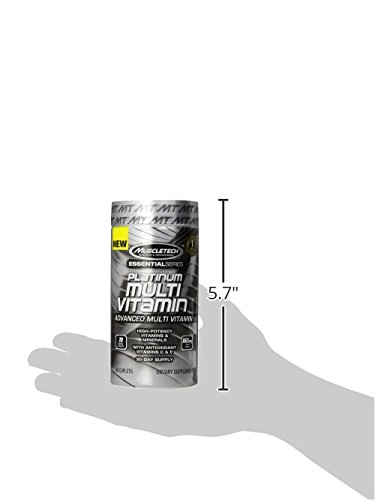 Muscletech Multi Vitamin Essential Series - 90 Capsules