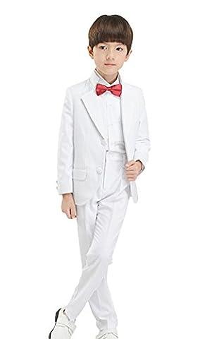 SK Studio - Costume - Garçon - blanc - Medium