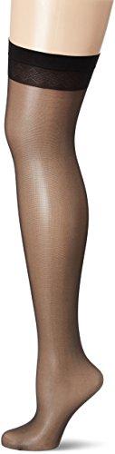 Fiore Women's Romance/Sensual Suspender Stockings, 20 Den