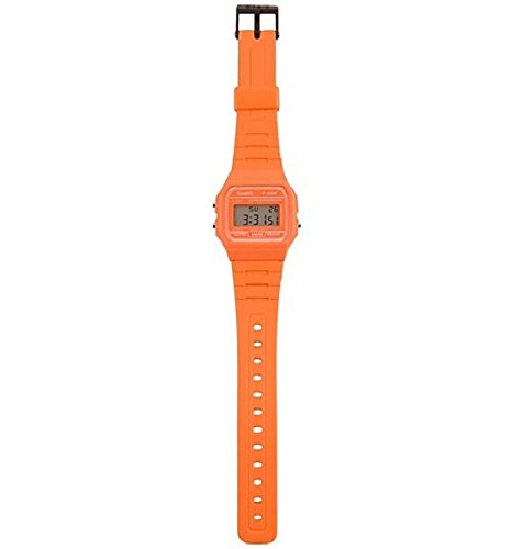 Casio Herren-Armbanduhr Collection Digital F-91Wc-4A2Ef