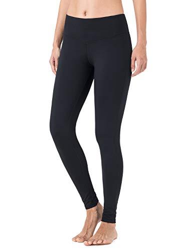 NAVISKIN Pantalones Yoga Forro Polar Mujer Pilates
