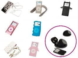 Ipod Nano 2nd generation complete luxury case set. 1 for each day of the week with FREE speaker