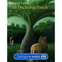 Das Dschungelbuch. 4 Cassetten . Lesung;
