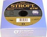 Line STROFT GTM - Hilo de pescar (monofilamento, 100m), color gris Talla:0,180mm-3,6kg