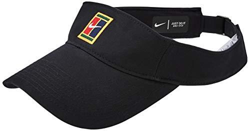 Nike Nike Visor Heritage Logo Visier Black, One Size (54-61 cm)
