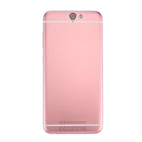 NSK Teile austauschen LLP Full Housing Cover (Front Gehäuse LCD Frame Blende + Back Cover) für HTC One A9 (Pink) (Farbe : Rosa) Pink Full Housing