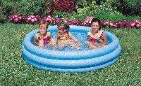 Intex 59416 Planschbecken 3 Ring Pool Kinderpool 114 x 25 cm