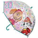Paraguas burbuja Patrulla Canina Paw Patrol Skye POE 45cm