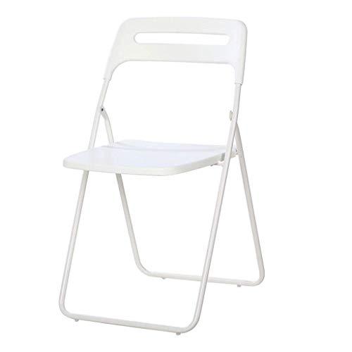 Ändern Seiner Schuhe Hocker Klappstuhl Tragbarer Sitz Büro Rezeption Schreibtisch Stühle Einfache Lagerung Rückenlehne, tragende Starke Kunststoff Durable Home Dining Stuhl Einfache Stühle F -