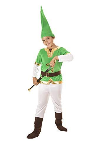 Costumizate! Kostüm Heroe der Zeit Verschiedene Größen für Kinder Kostümpartys oder Karneval