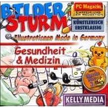 Bildersturm, CD-ROMs : Gesundheit und Medizin, 1 CD-ROM Für Windows 3.1x/95/98/NT 4