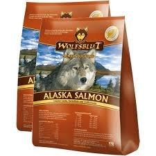 Wolfsblut   Alaska Salmon   2 x 15 kg
