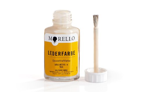 Morello Lederfarbe wollweiss