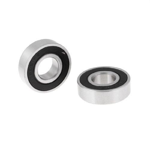 Cuscinetti a sfere 6001RS 12mm x 28mm X 8mm per 2 pezzi